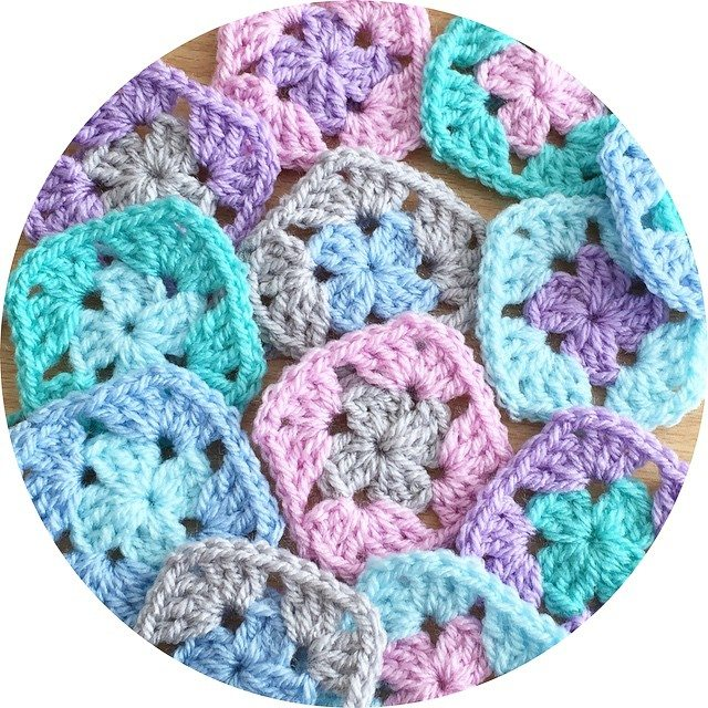 forever_autumn crochet granny