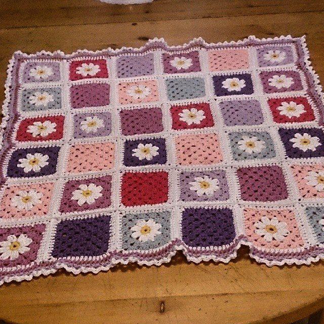 garnkorgen.blogg.se crochet blanket