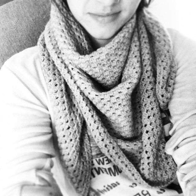hayleyarious crochet shawl