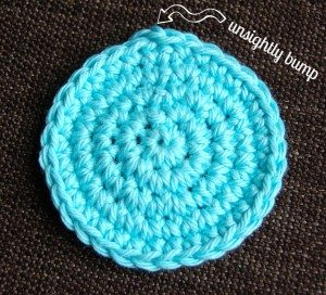invisible join crochet