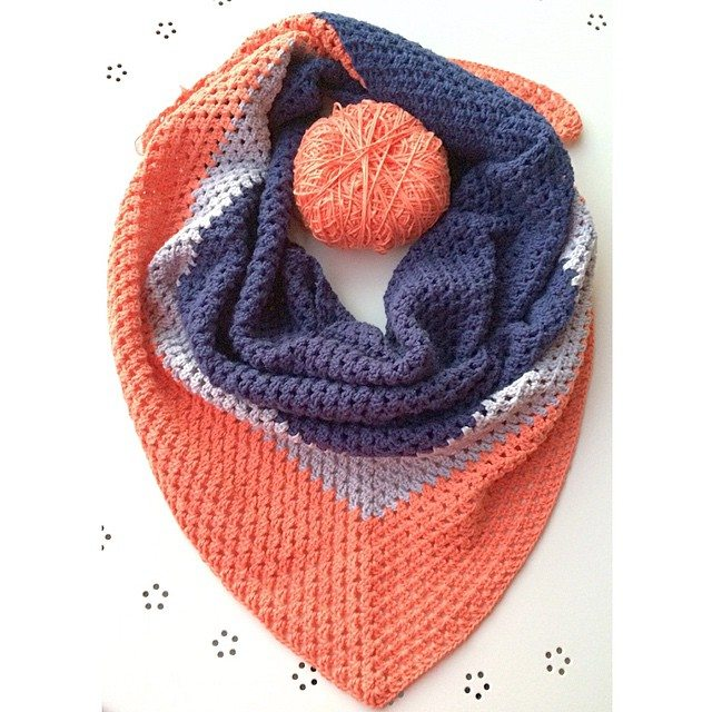 knitpurlhook crochet shawl