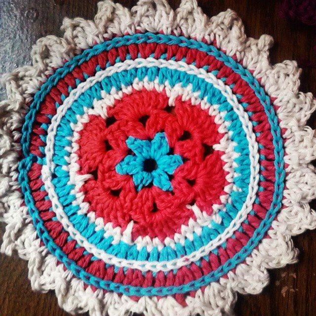 krystlewvscrochet crochet circle