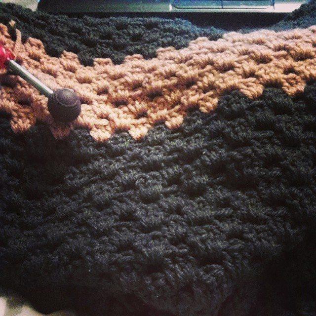 krystlewvscrochet crochet pillow sham