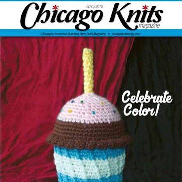 lisesolvang crochet cupcake