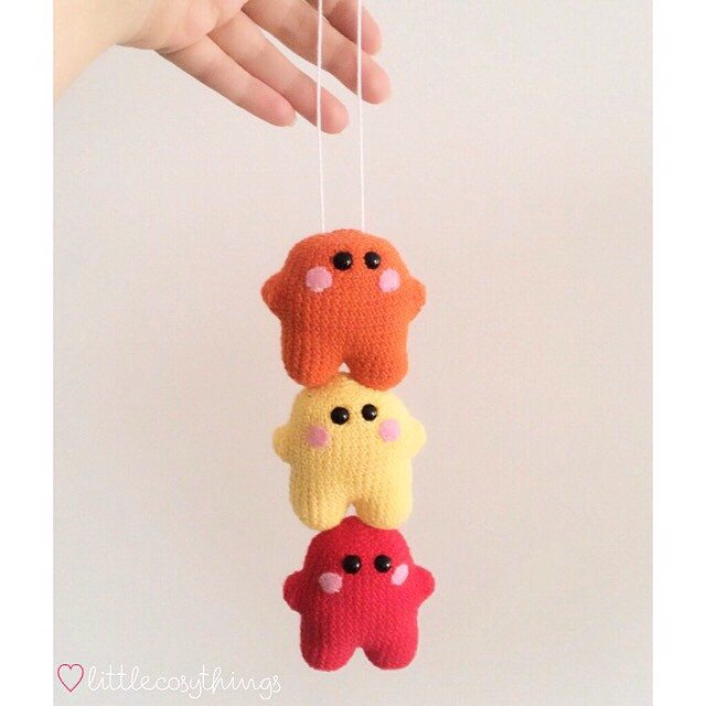 littlecosythings crochet animals