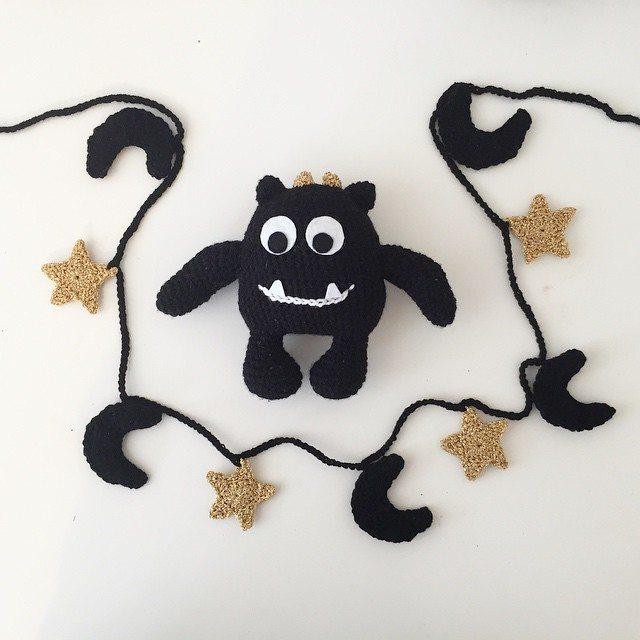 littlefoxcrochet crochet bunting