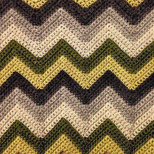 louloudeane chevron crochet