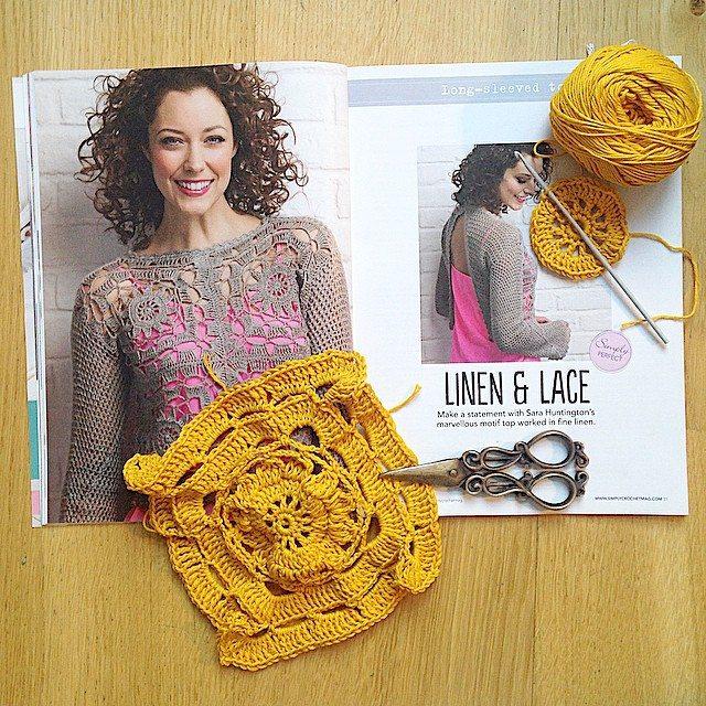 louloudeane crochet lace