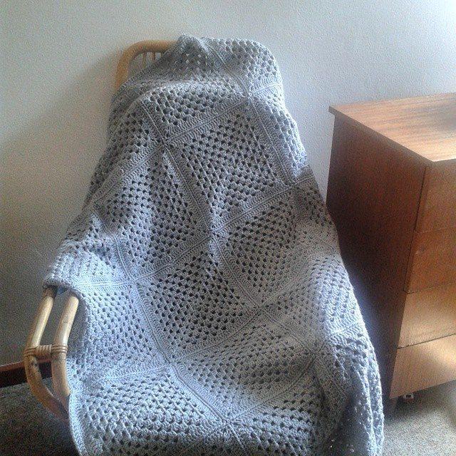 mammalanie crochet blanket