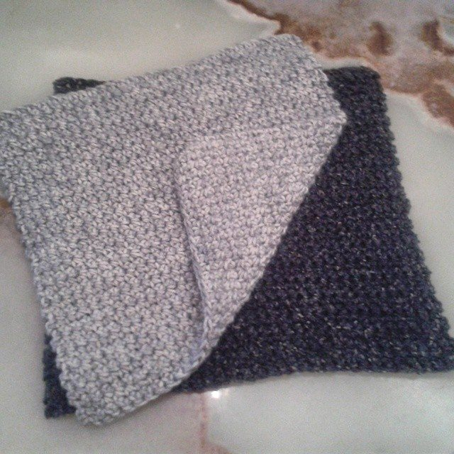 mammalanie crochet washcloth