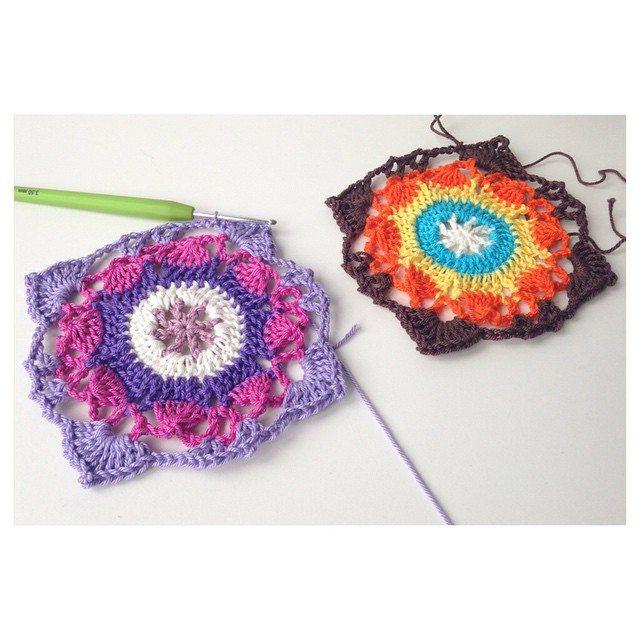 marretjeroos crochet motifs