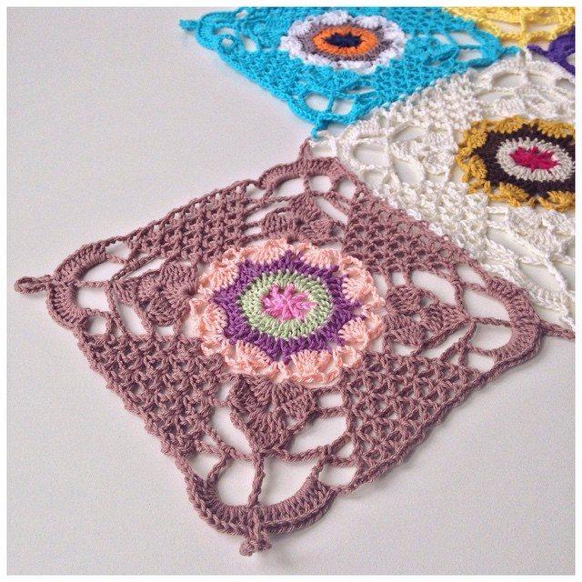 marretjeroos crochet square