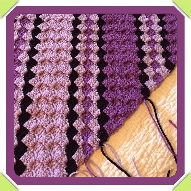mctoula purple crochet