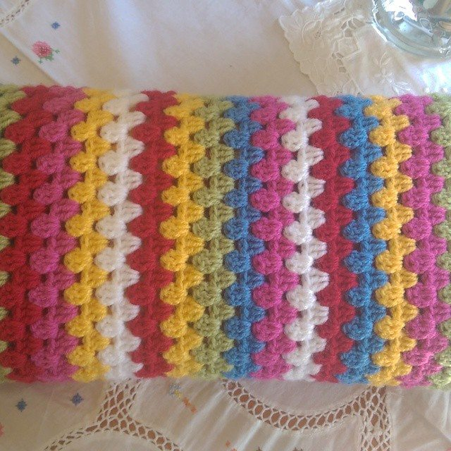 milli_crea rainbow granny crochet