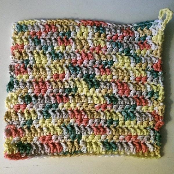mlissabethgr crochet potholder