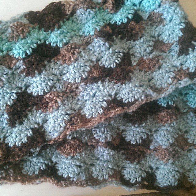 mlissabethgr togetherness shawl crochet