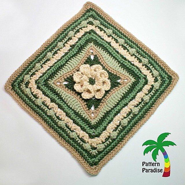 patternparadise crochet square