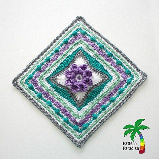 patternparadise crochet squares