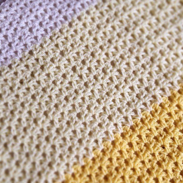 patternpiper crochet ombre