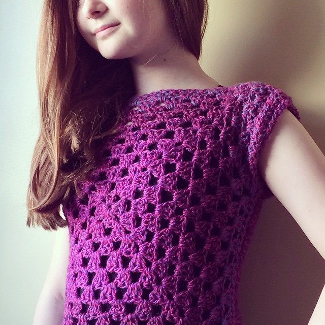 patternpiper crochet shirt