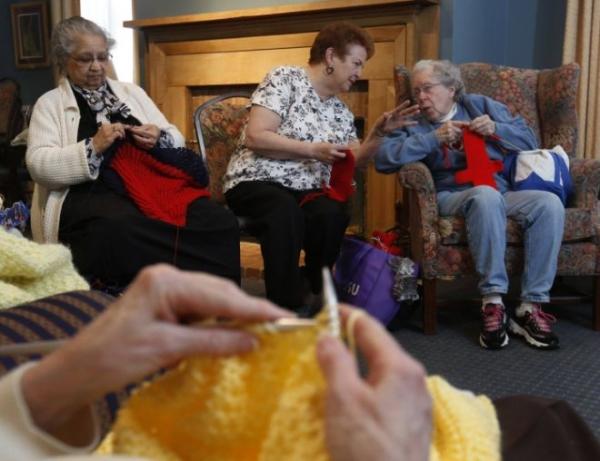 senior crochet