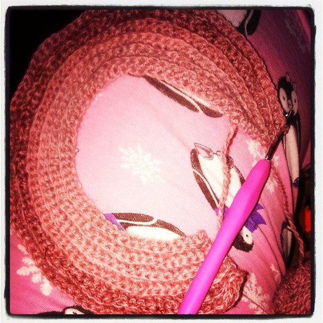 silvery_cloud crochet cardi