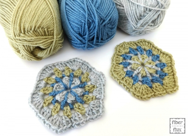starflower crochet