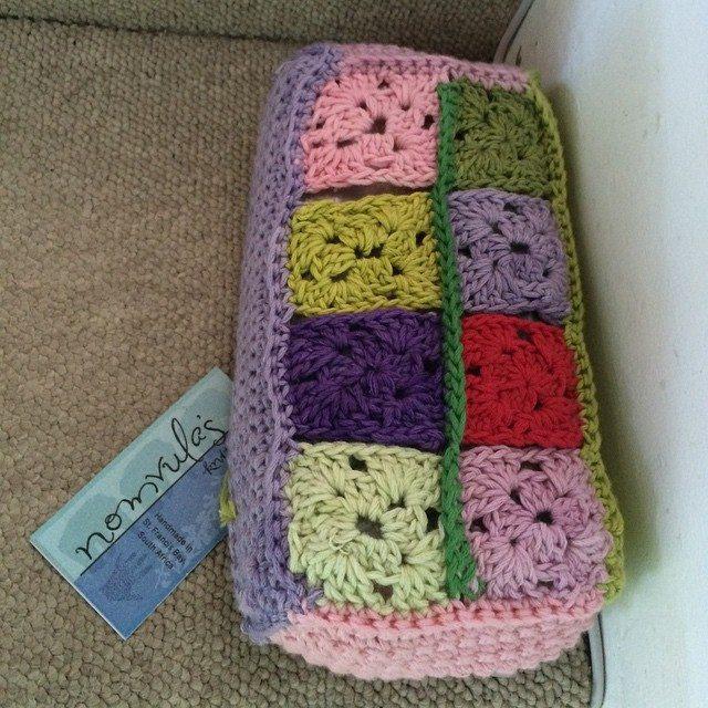 stelcrochet crochet doorstop