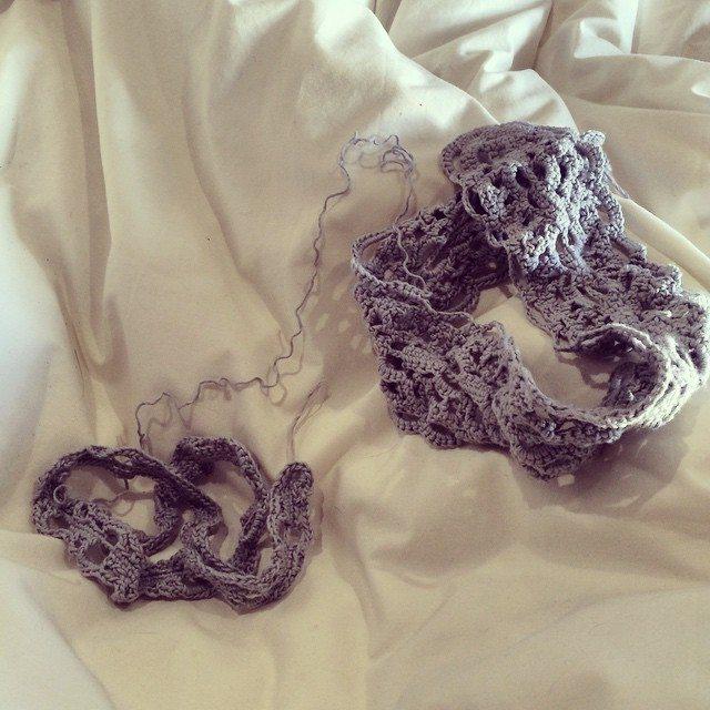 stelcrochet frogging crochet