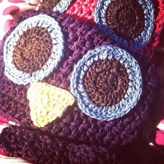 stephaniedavies crochet owl hats