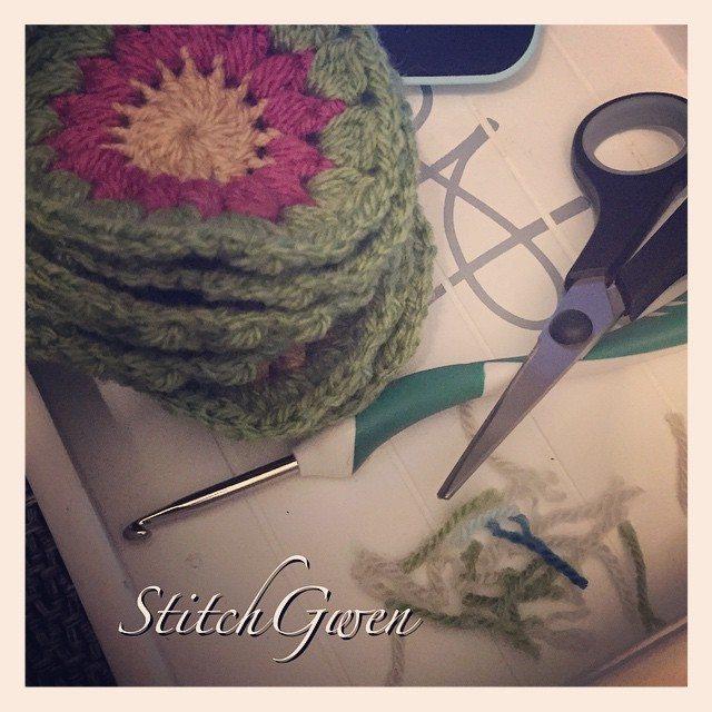 stitchgwen crochet blanket