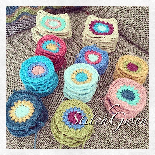 stitchgwen crochet grannies