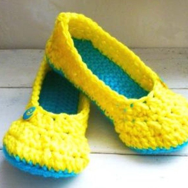stitchyimpressions crochet shoes