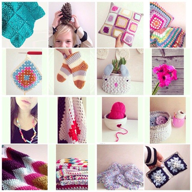 sweet_sharna crochet march collage