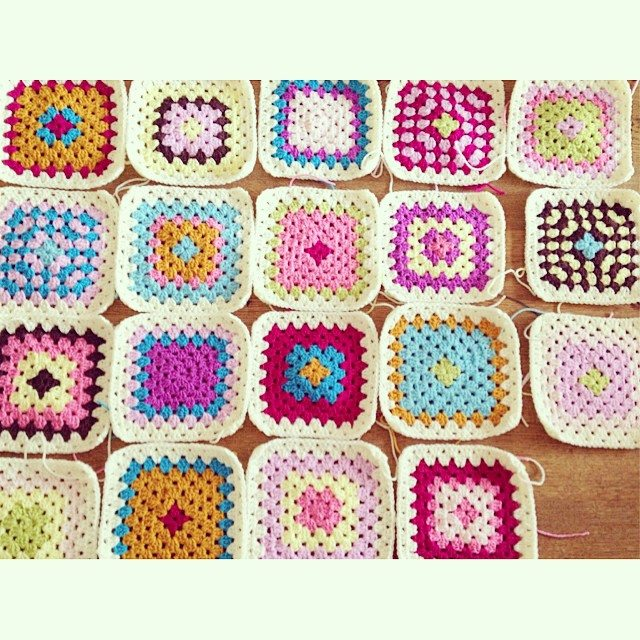 sweet_sharna crochet squares
