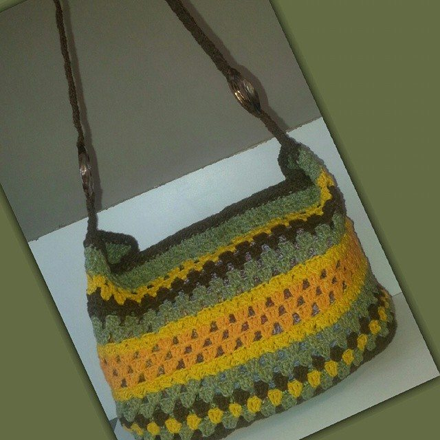 tejidosdero crochet purse