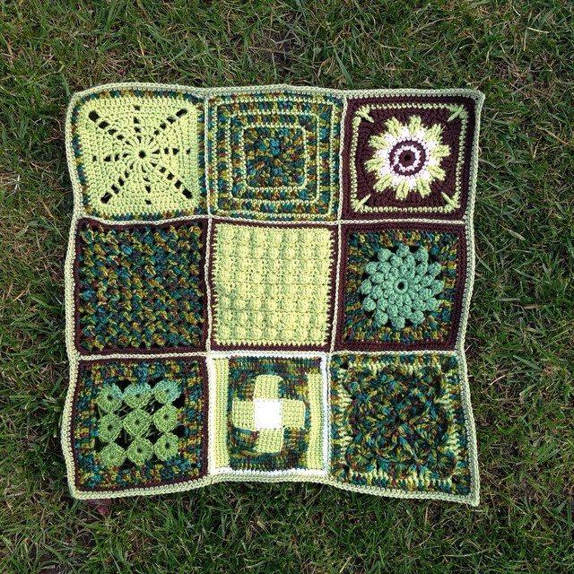 tintocktap crochet squares granny