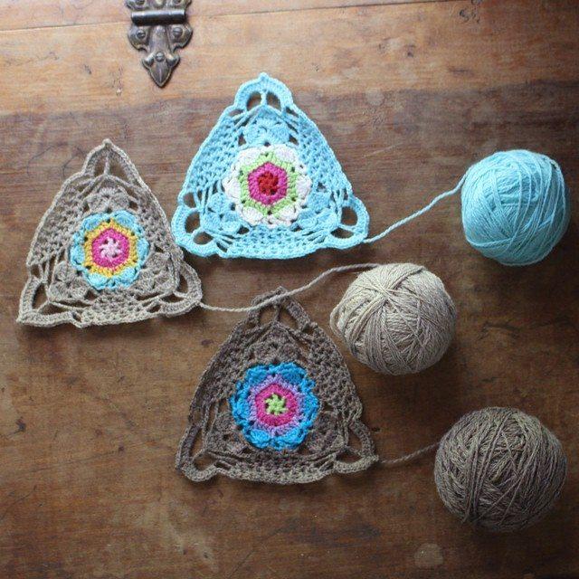 wollyana crochet motif
