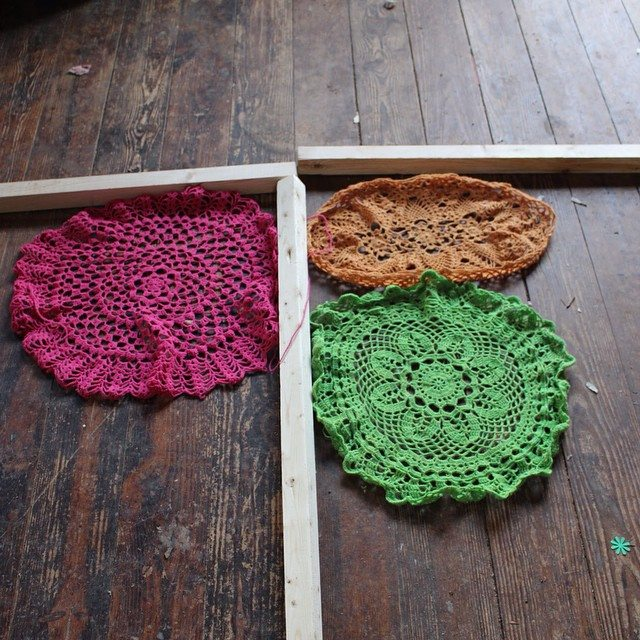 woolyana crochet teepee