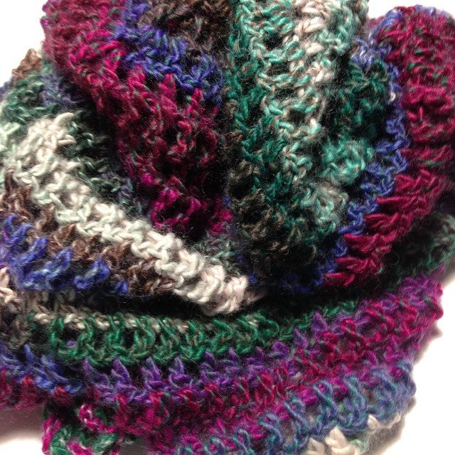wrappedwithlovebymichelle crochet scarf colors