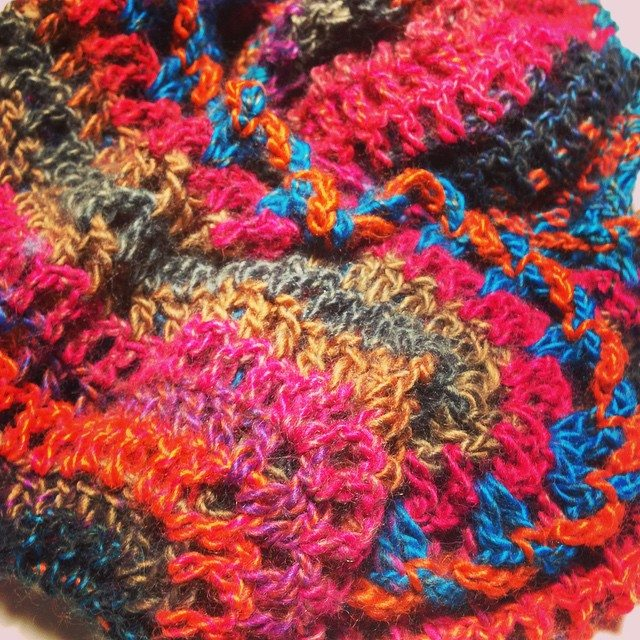wrappedwithlovebymichelle crochet scarf