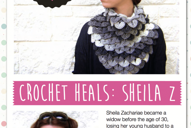 crochet heals through grief interview
