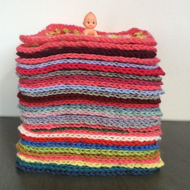 aglaelaser crochet granny squares