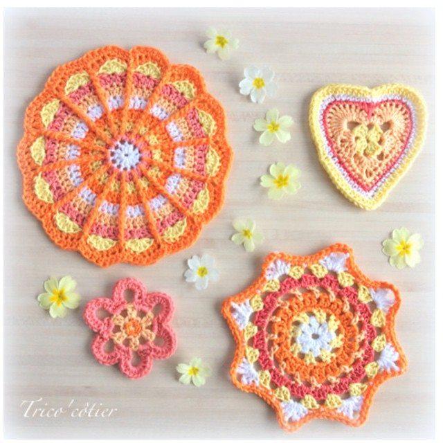 aglaelaser crochet motifs