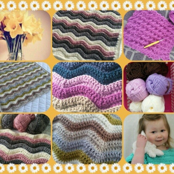 all_about_clare crochet collage