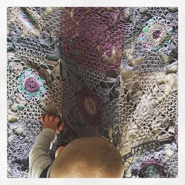 cozamundo crochet blanket baby