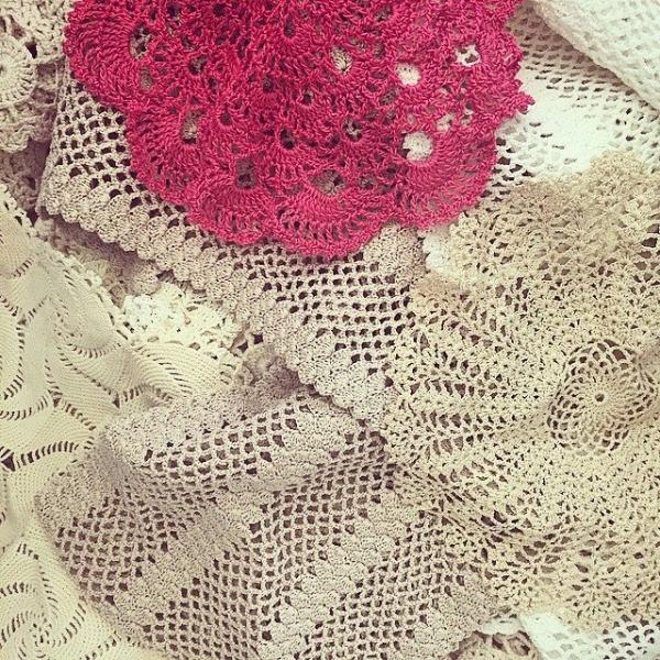 cozamundo crochet doily collection
