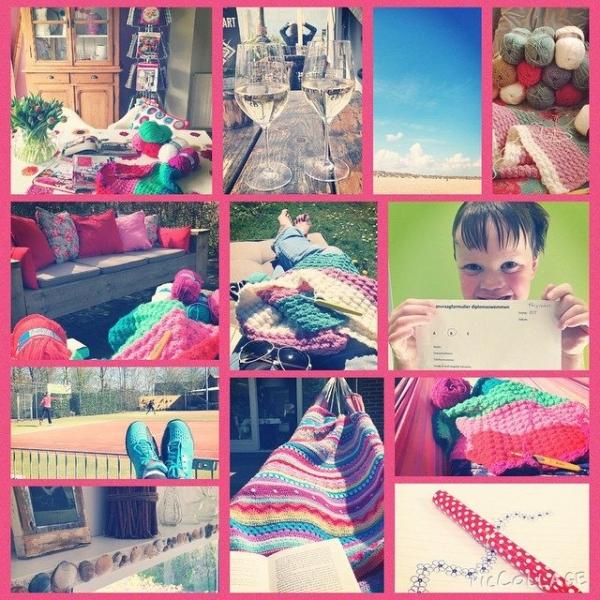 crejatie crochet collage