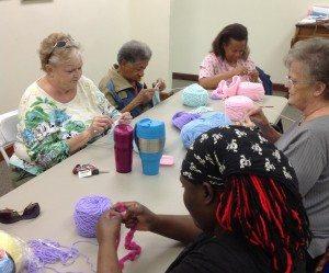 crochet club