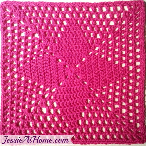 40+ Crochet Blocks and Squares Patterns Crochet ...